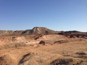 NEL DESERTO DI NAMIBE